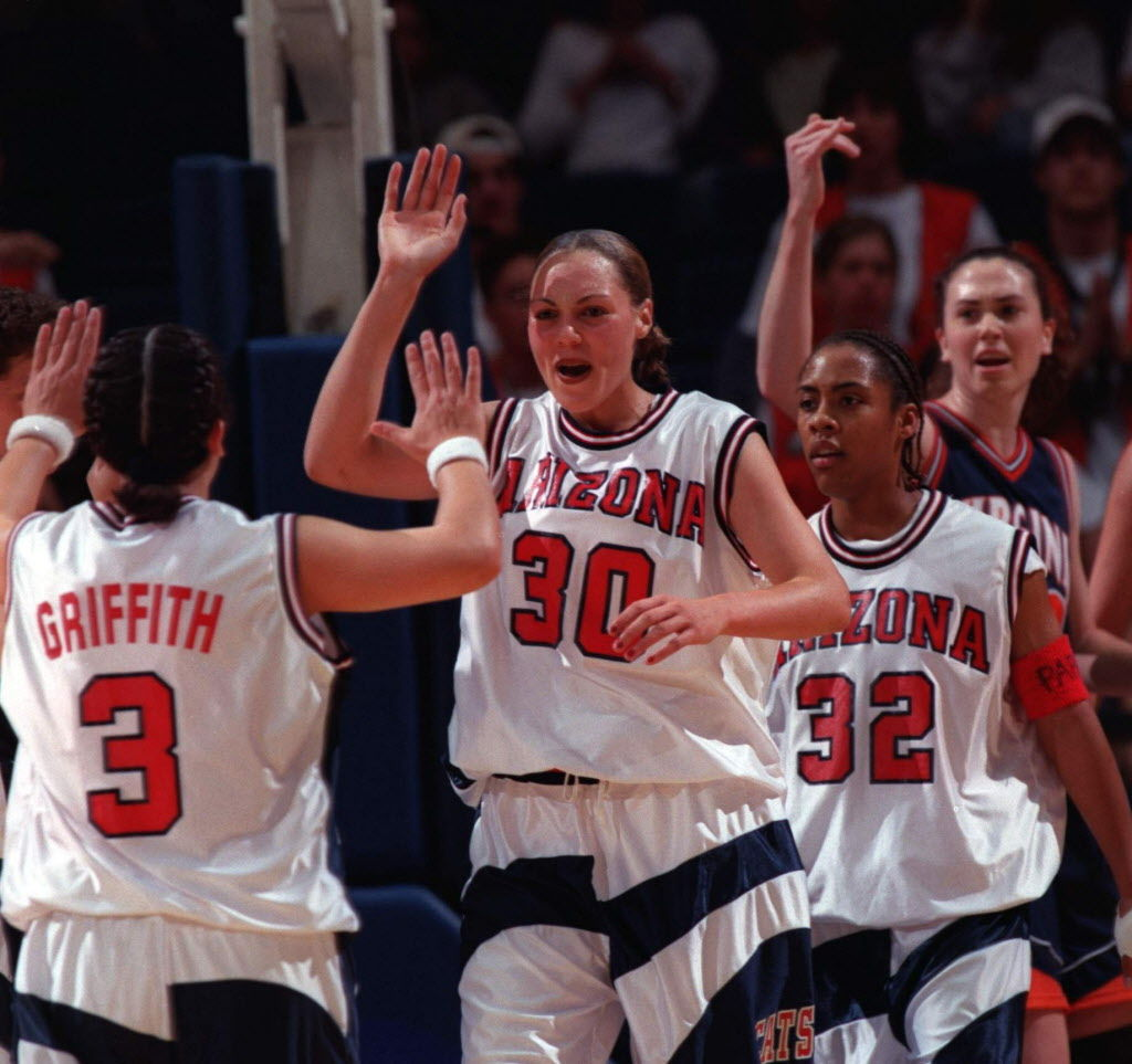 Adia Barnes coming back to coach UA women | Arizona Wildcats Basketball | tucson.com