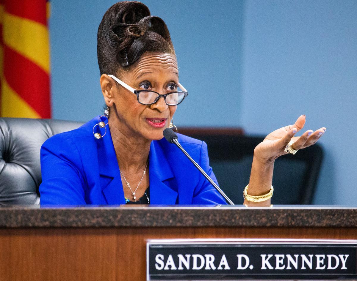 Arizona Corporation Commissioner Sandra Kennedy