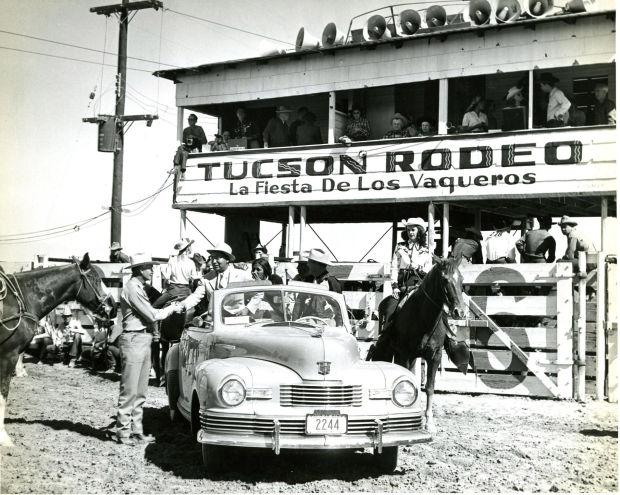 La Fiesta de los Vaqueros Tucson Rodeo