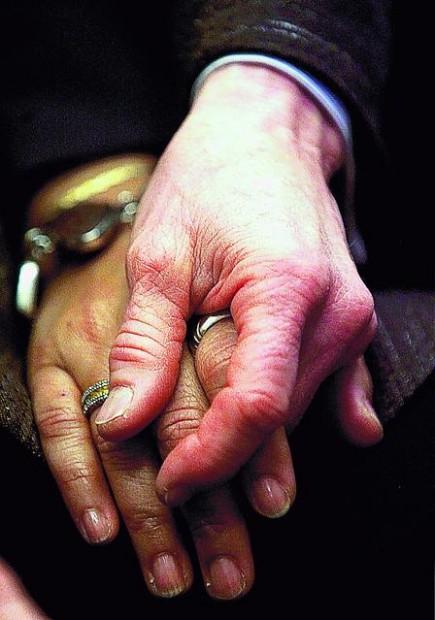 Calif. gay-marriage referendum clouding soon-legal weddings (copy)