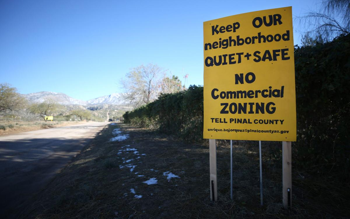 Commercial Zoning Dispute