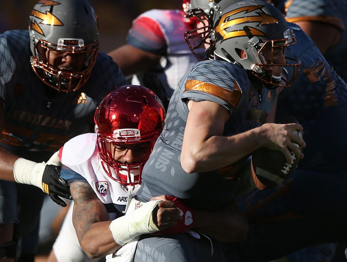 Arizona vs. Arizona State college football