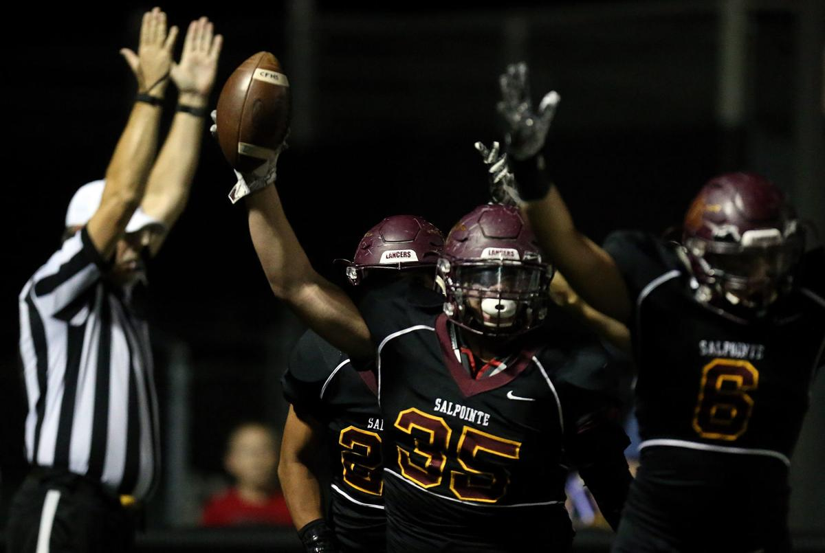 Catalina Foothills vs. Salpointe Catholic high school football
