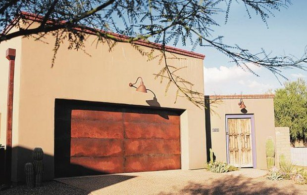 Don T Knock These Rusty Doors Real Estate Tucson Com