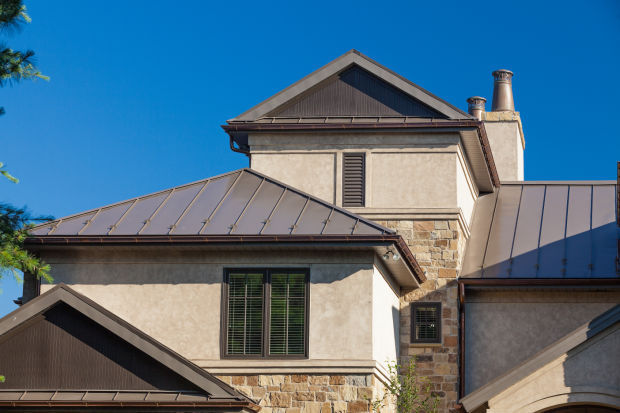Can i put metal roofing over my asphalt shingles leisure - Put bitumen shingles roof cover ...