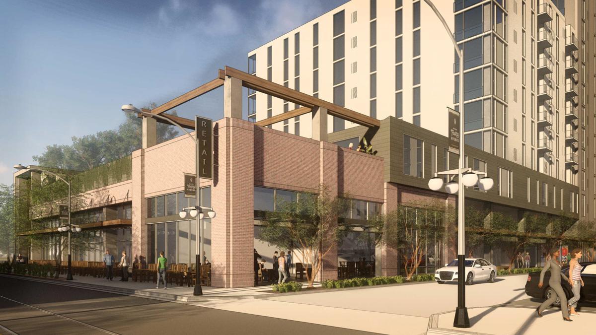 4th Avenue development