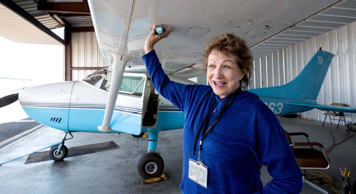Tucson pilot with 50 years of continuous safe flying honored with prestigious FAA award