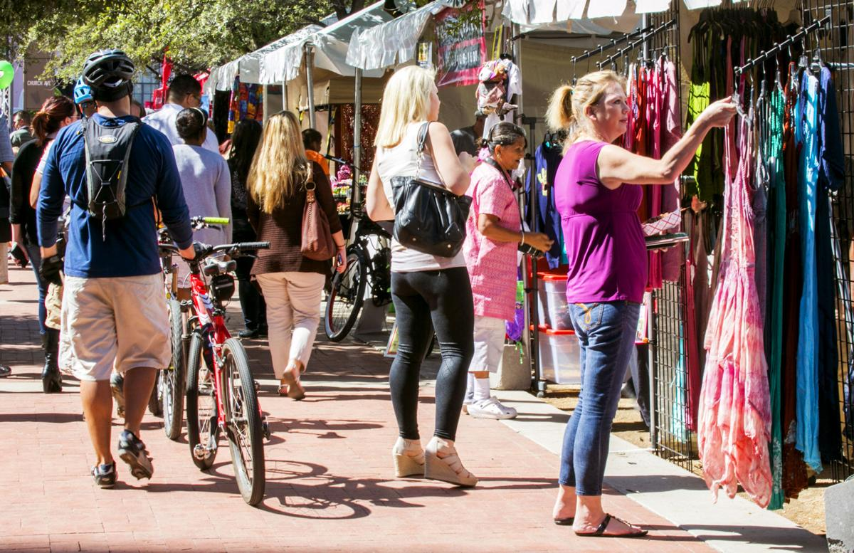 Meet Tucson at Tucson Meet Yourself
