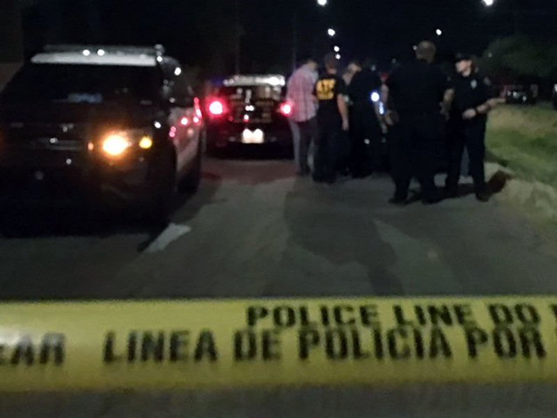 Man shot to death on Tucson's south side