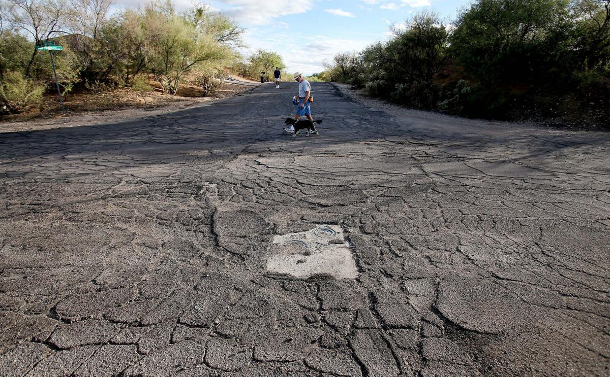 Pima county roads