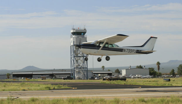 Sequester cuts may shut tower at Ryan Airfield