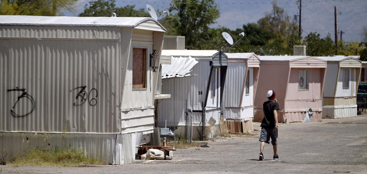 Poverty in the Tucson area