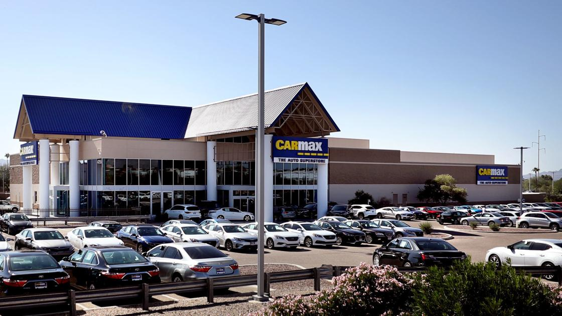 Tucson Real Estate: CarMax to open second Tucson location at former De Anza Drive-In lot