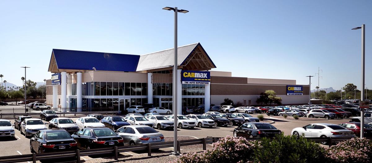 CarMax, Tucson