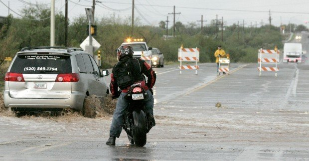 A monsoon role model
