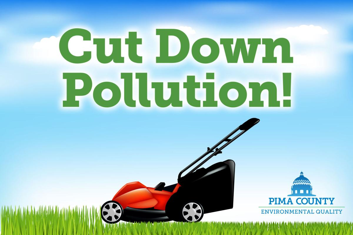 PDEQ sponsored Cut Down Pollution logo