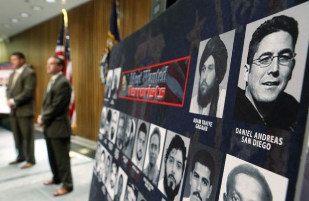 FBI's newest 'Most Wanted' terrorist is American | News