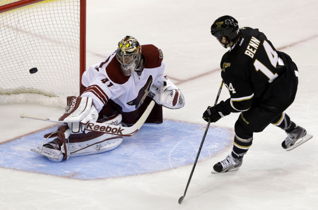 NHL: Stars 4, Coyotes 3, SO: Phoenix falls to Dallas a 2nd time