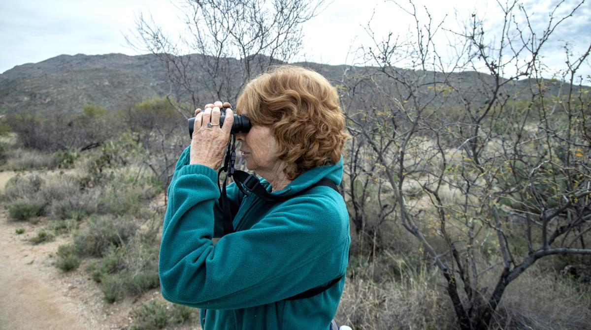 Desert detective knows where critters hole up