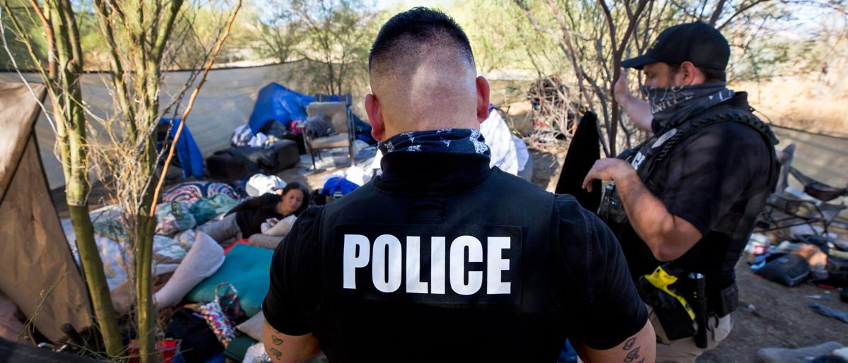 Tucson Solutions: Outreach officers treat homelessness as a symptom, not a crime