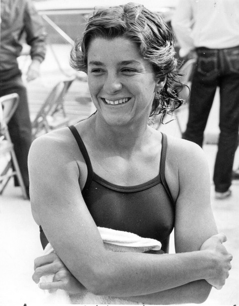 Ex-Wildcat was a two-time Olympic diver