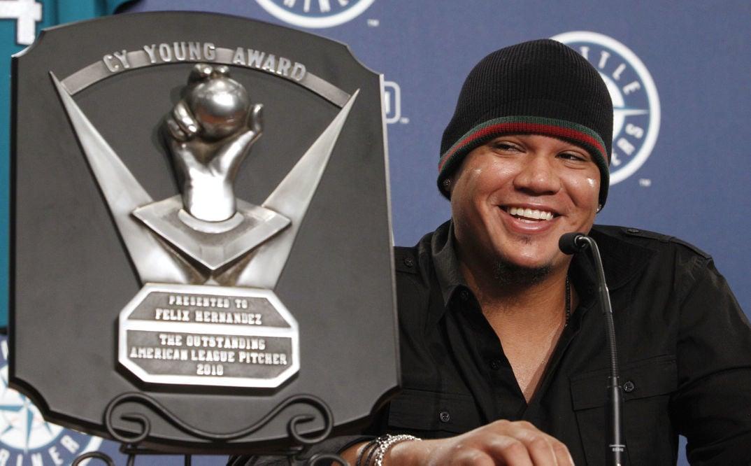 Felix Hernandez Cy Young 2010