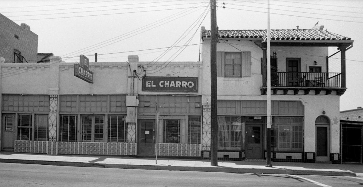 El Charro Restaurant closes