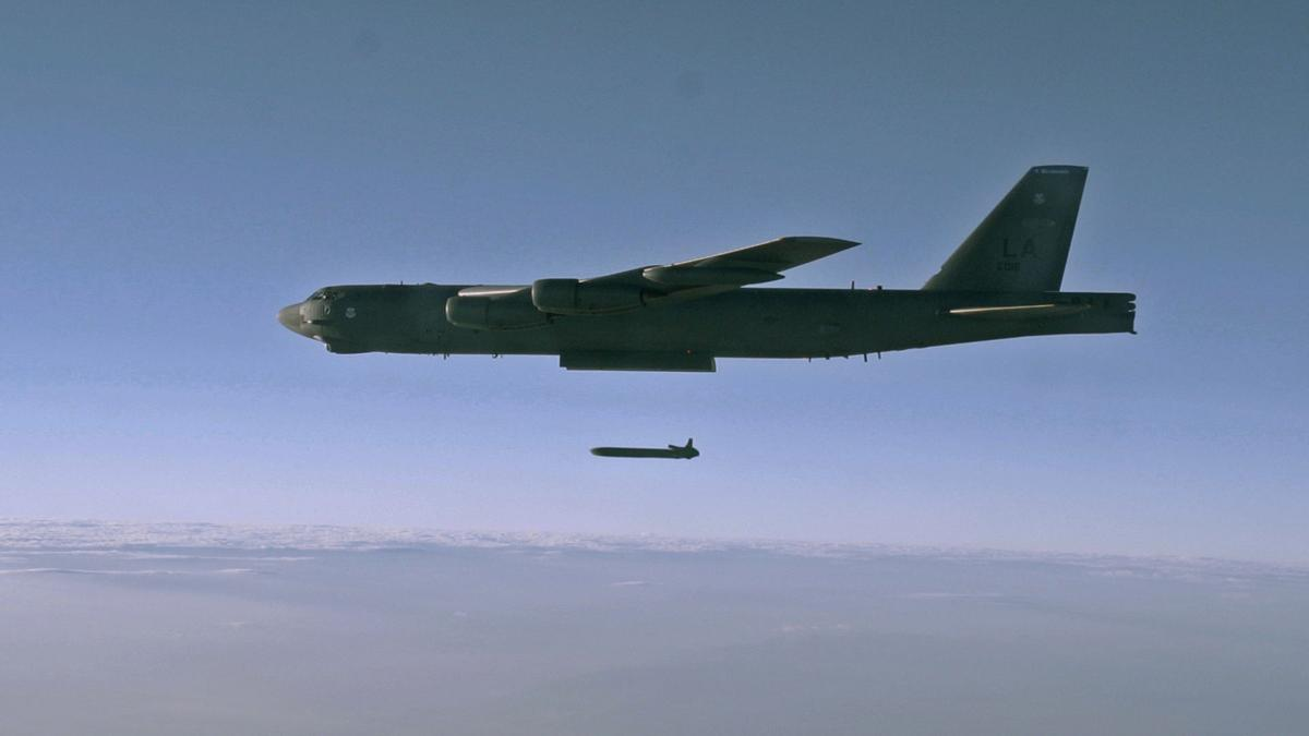 Raytheon wins $900M to develop new nuclear cruise missile