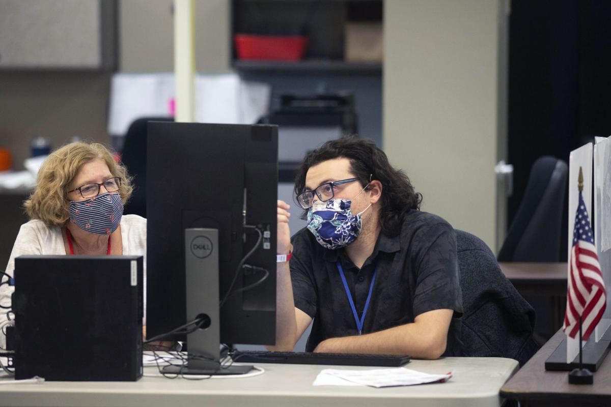 Audit of Maricopa County's voting equipment finds no problems