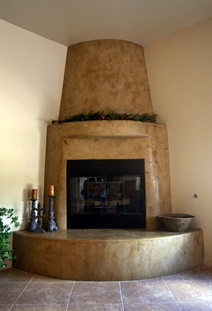 more folks are putting the focus on fireplaces home garden rh tucson com