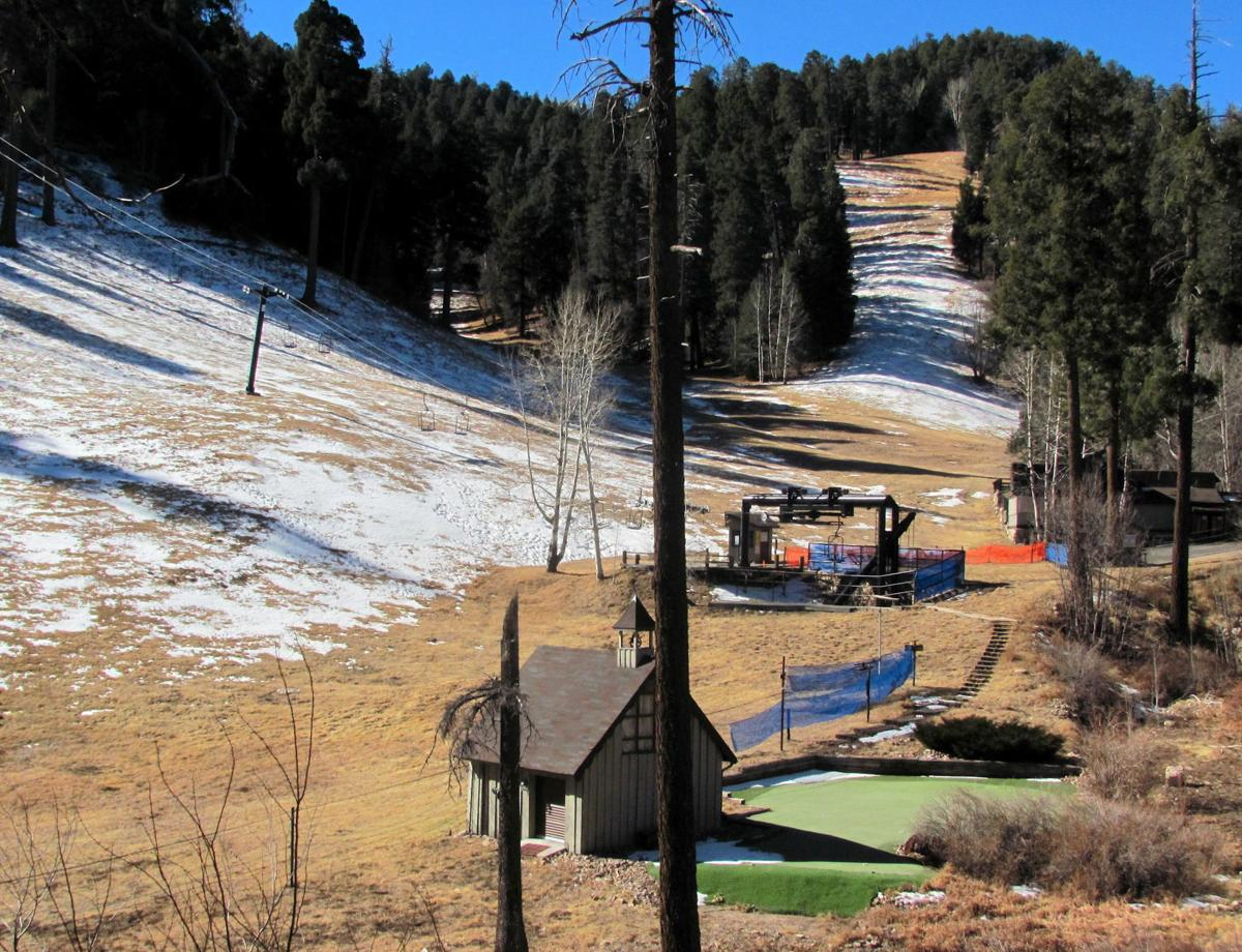 lack of snow keeps mount lemmon ski valley from opening | local news