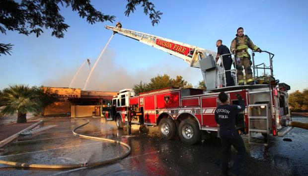 Guadalajara Grill fire