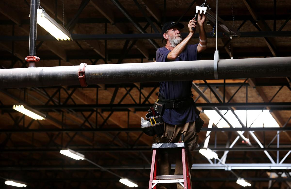 Energy-efficient lighting rebate program