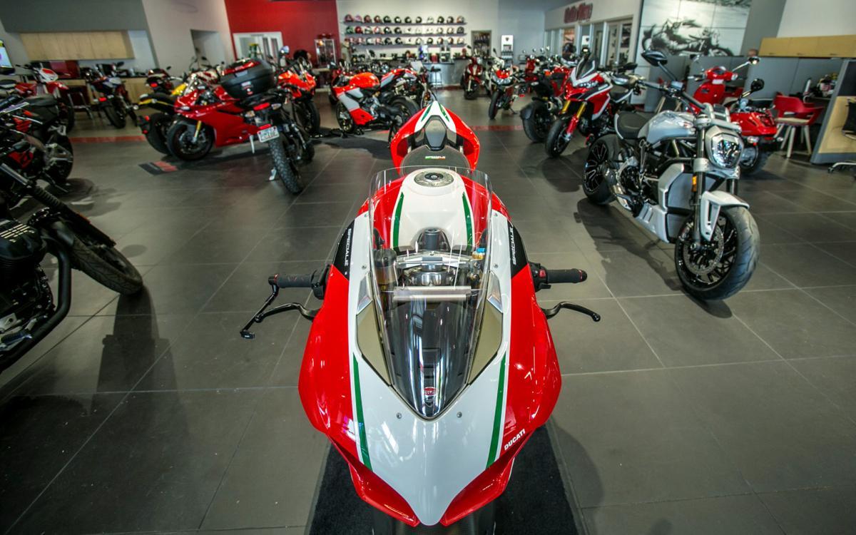 On Any Moto