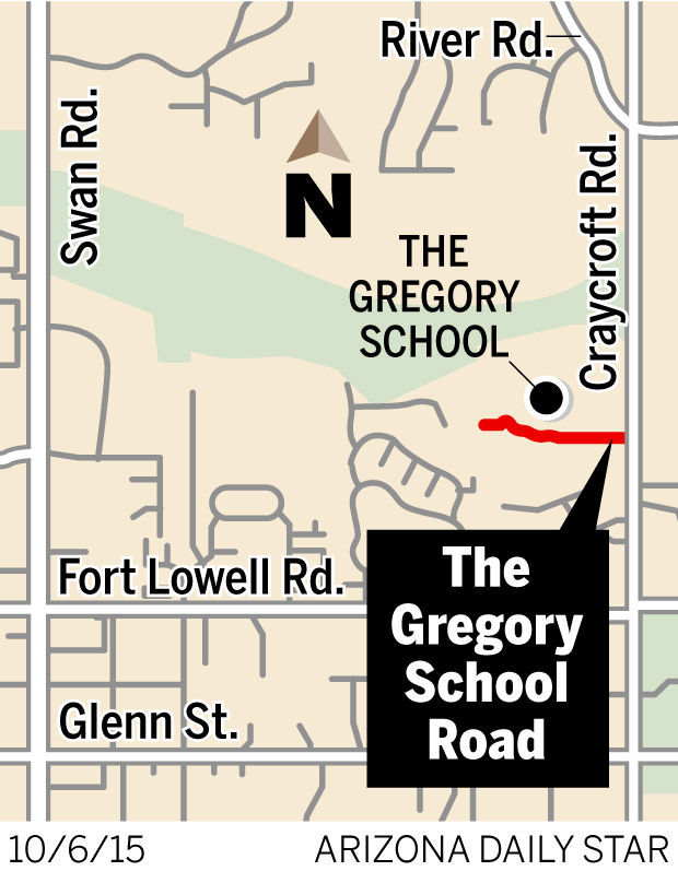 Gregory School Road
