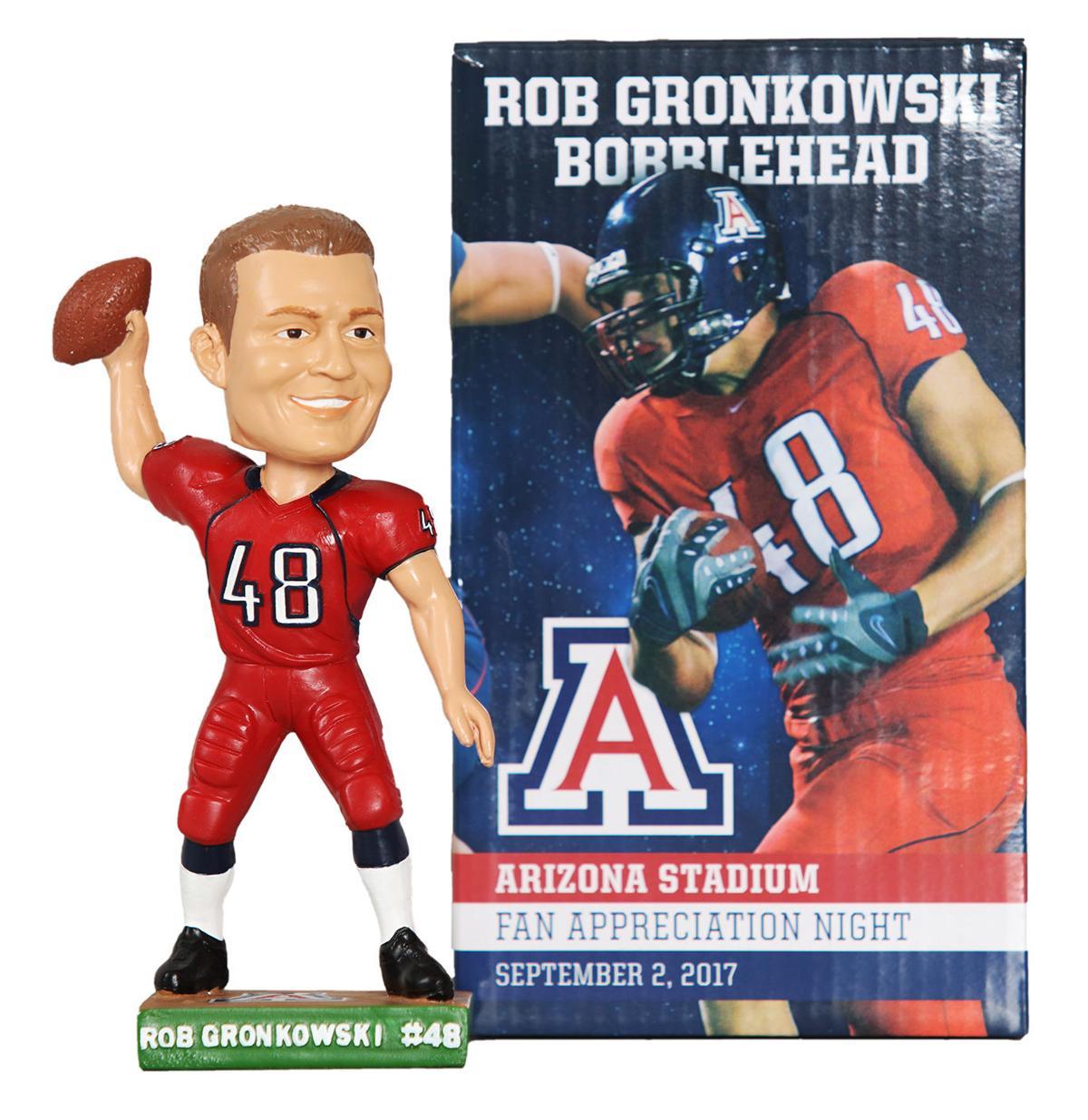 Rob Gronkowski bobblehead