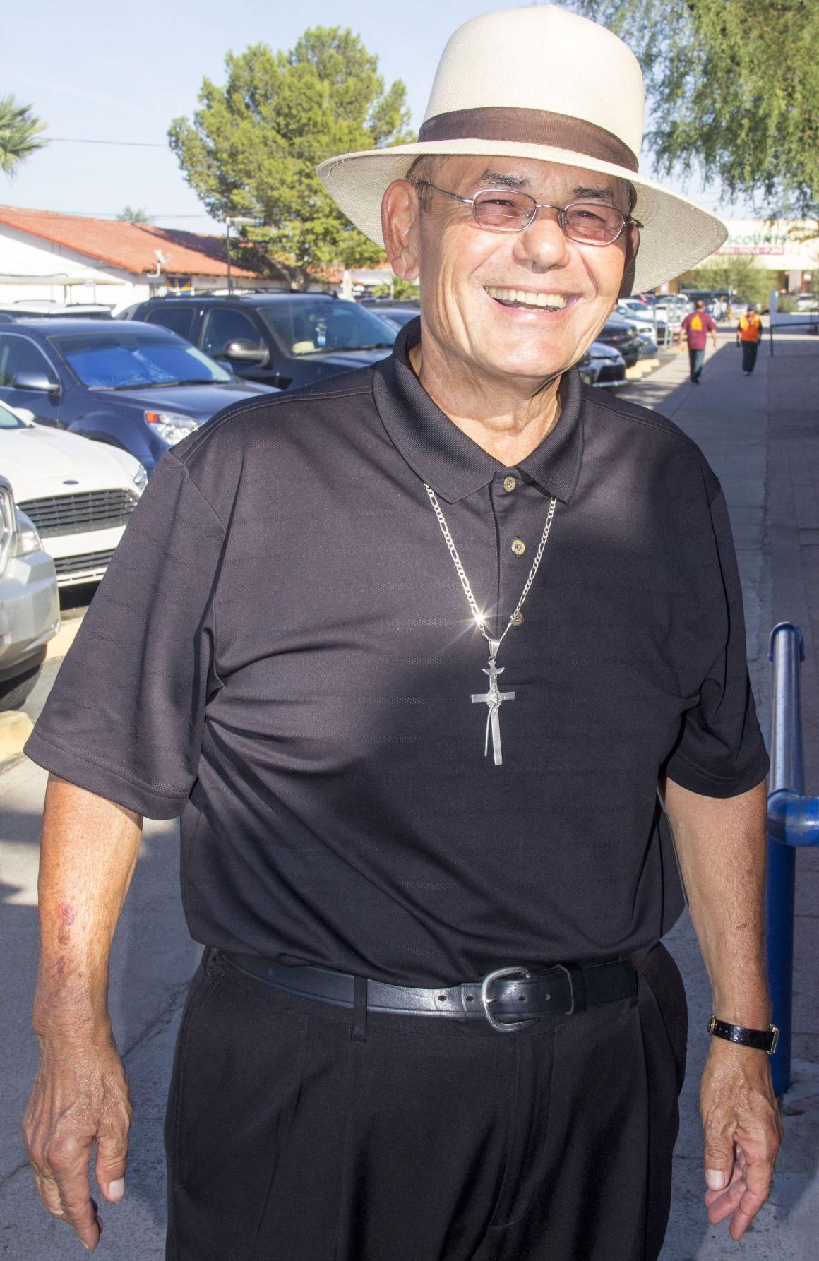 Monsignor Raul Trevizo