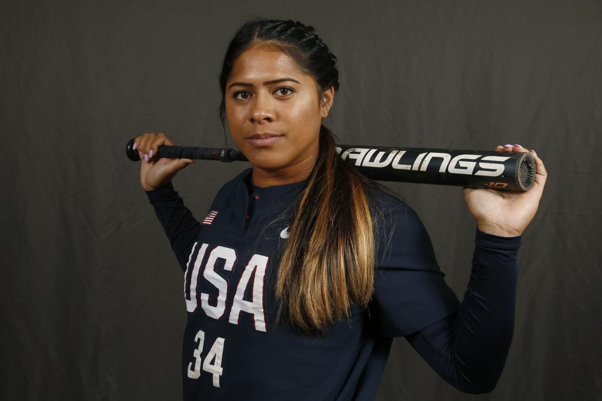 USA Softball Media Day