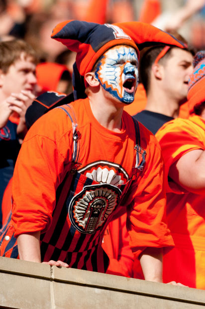 Michigan St Illinois Football