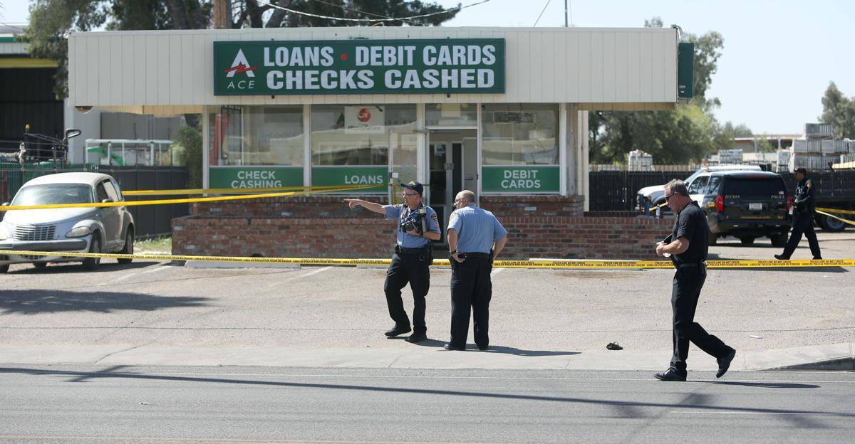 Tucson Officer Involved Shooting