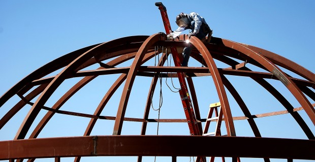 Neighbors: New church's dome has much significance