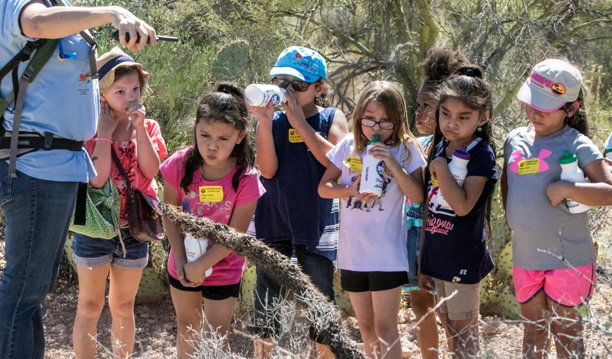 Camp Cooper Field Trip