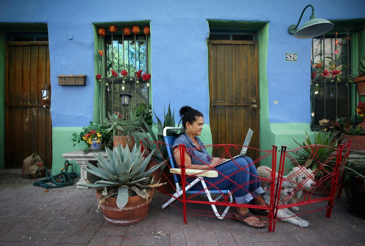 Barrio Viejo, Tucson