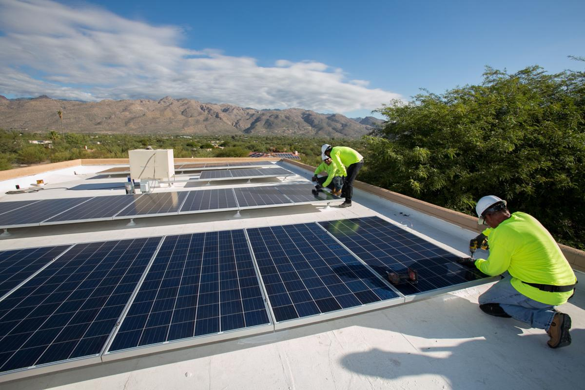 arizona sees continued solar job growth despite national dip in