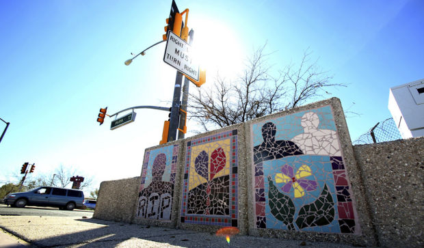 Tucson Oddity: South Park mosaics speak to neighborhood struggles