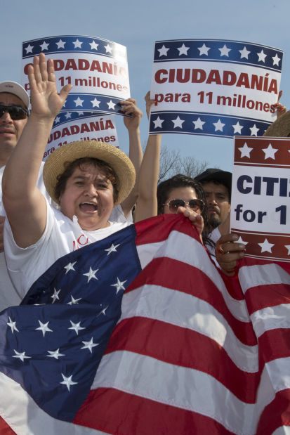 Cost study of immigration reform sparks conservative rift