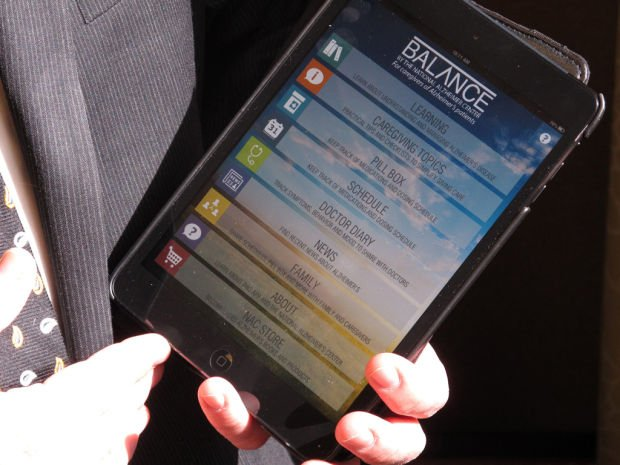 Patients can be tracked using GPS devices; apps monitor medication doses
