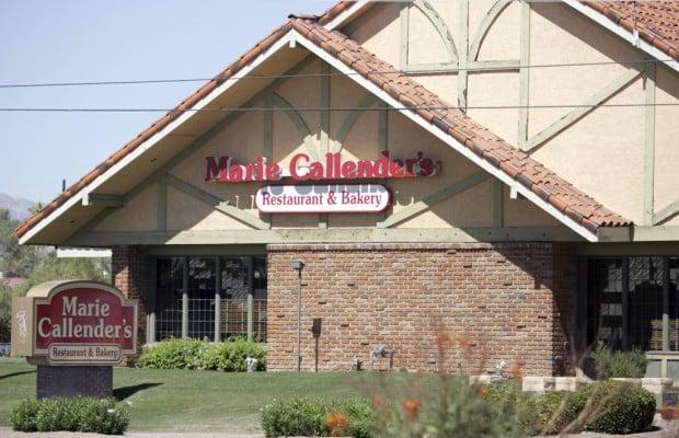 Marie Callender Restaurant Fresno Ca