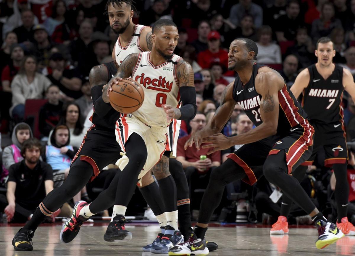 Heat Trail Blazers Basketball