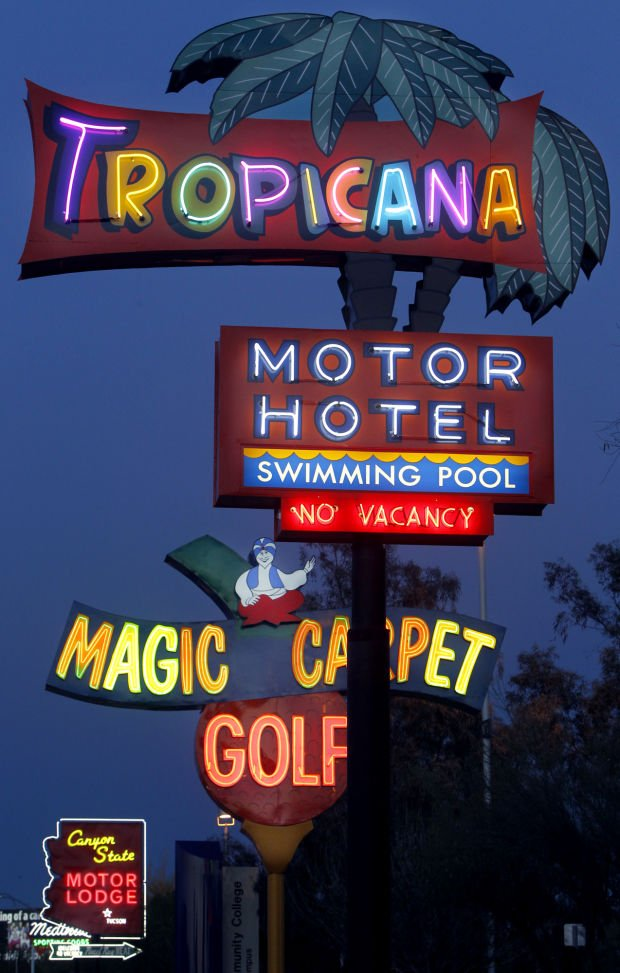 Star Auto Parts >> 27 of Tucson's best retro neon signs